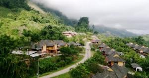 bản làng Sơn La